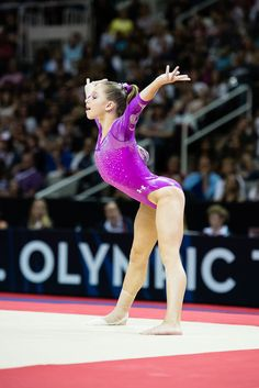 Ragan Smith at the Olympic trials