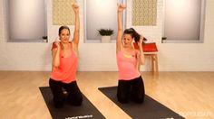 "Slimmer, Stronger, Longer: 5-Minute Leg Workout - "" Thigh Dancing"" works quads & hamstrings"