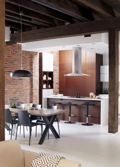 Manon Bélanger Designs a Snazzy Loft in Old Montreal