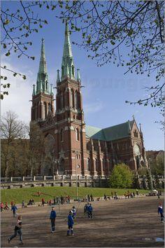 Manfred Gottschalk - St. John's Church, Johanneksenpuisto Kirkko