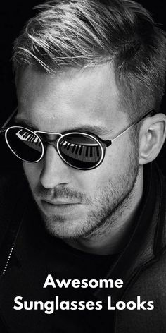 a8fc56320ba 7 Coolest Sunglasses Looks For Guys. Mens Fashion BlogBest Mens FashionCool  ...