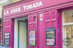 """""""La Casa Tomada"""" es el nuevo restaurante de dos venezolanos en Madrid - Revista Venezolana"""