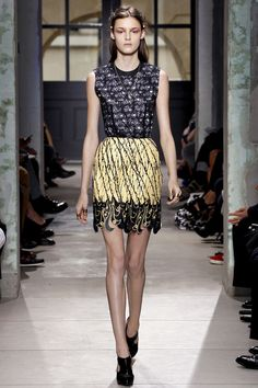 Toya's Tales: What Will Catch My Eye?: Balenciaga: My Faves from the Spring 2013 Balenciaga Collection
