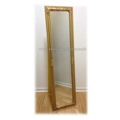 Buy Ornate Gold Cheval Mirror 170 x 45 cm online now, with Free UK Delivery Cheval Mirror, Gold Mirrors, Home Decor, Closet, Colors, Yellow, Floor Standing Mirror, Decoration Home, Armoire
