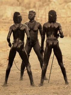 Leni Riefenstahl Last of the Nuba 1976