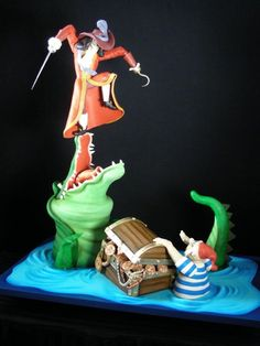Mike's Amazing Cakes - Hook