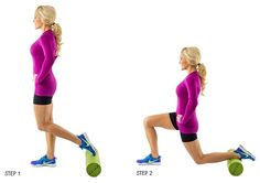 intensified lunges