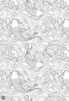 Colouring Books for Adults | Coloring books, Playrooms and Anti stress