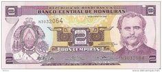 dinero de honduras | Billetes de america latina