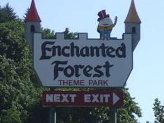 If you grew up in Oregon, you have memories of this insane, wonderful place. Built in the 60's as one guy's hobby project, half of the amusement park is still very old school, terrifying animatronic puppets (my favorite is the one where the witch is poking a caged Hansel with a stick) and weird plaster tableaux. But there is modern stuff too....rides for tiny kids and bigger kids, mazes, and just...ah it's so cool!!