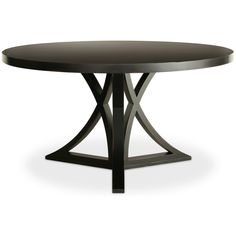 """60"""" round dining set with leaf 
