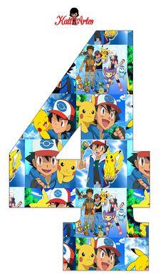 40 personnalisé childrens party autocollants pokemon pikachu violet