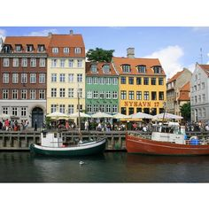 Week end en amoureux a Copenhague