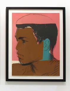 Muhammad Ali (FS II.179) | Andy Warhol, Muhammad Ali (FS II.179) (1978)