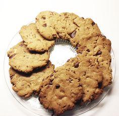 Cookies med Chokoladestykker