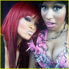 Rhianna & Nicki