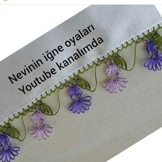@nevininigneoyalari Thread Art, Needle And Thread, Crochet Unique, Crochet Boarders, Needle Lace, Bargello, Baby Knitting Patterns, Tatting, Diy And Crafts