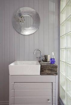 ausgefallene Badezimmer von Jude Burrows Interior Design