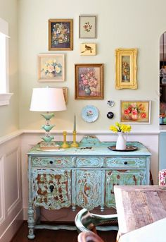 cool Home Tour: Dining Room!
