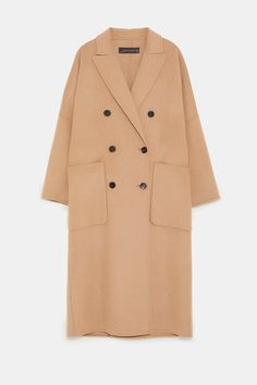 From to These Fashion-Editor Approved Camel Coats Will Suit Everyone Oversize Mantel, Mantel Beige, Oversized Coat, Zara, Coats 2018, Camel Coat Outfit, Mode Mantel, Fashion Editor, Fashion Trends