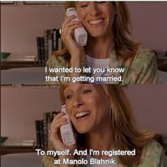 one of my favorite satc episodes. <3