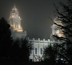 The temple I wish to be sealed in! - <3 Manti