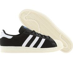 sports shoes 3f3d5 7a3e0 Adidas Men Superstar 80s (black   runninwhite   ecru) Shoes Q20309    PickYourShoes.com ( 89.00) - Svpply