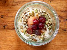 Finally! The muesli from Peels (NYC) / chef Shuna Lyon. I had this exactly once, and it has tantalized me ever since.