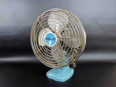 Vintage Robins Egg Blue Table Fan by Frigid. Circa 1960's. by MidMod on Etsy https://www.etsy.com/au/listing/270551120/vintage-robins-egg-blue-table-fan-by