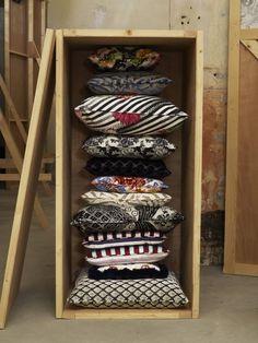 CL Fabrics pour DG - Chrisitan Lacroix boutique in Saint Sulpice, Paris