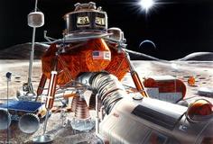 Space Concept Art