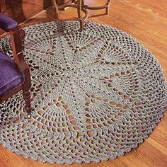 1000 Images About Rag Rugs On Pinterest Crochet Rag