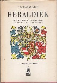 F. Pama-Brouwer. Heraldiek. Te koop via www.marktplaats.nl, vraagprijs 4 euro.