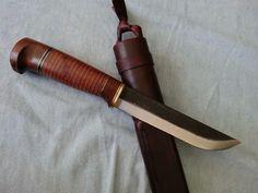 Custom Puukko Hunting Knife | eBay