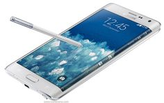 With new outstanding design; Samsung Galaxy Note Edge