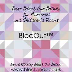 Bloc Blinds Award Winning Black Out Roller Blinds Made in UK