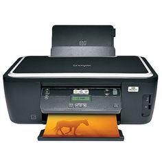 Lexmark S305 Wireless 3-In-One Printer