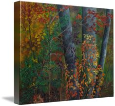 Of Fall Places by F.T. McKinstry