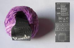 Strickgarn - Rondo 22 von Lana Grossa zum Sonderpreis - ein Designerstück von sabenja bei DaWanda