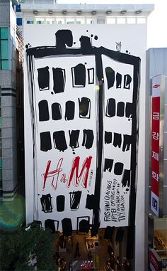 H & M store design by Lovisa Burfitt www.auraphotosagency.com