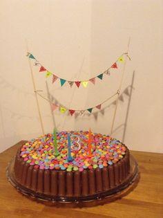 Gâteau d'anniversaire de Malo - 3 ans