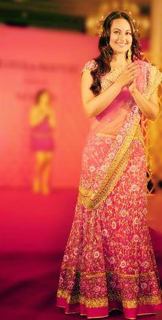 indian fashion Sonakshi Sinha