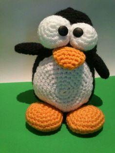 Pablo el Pingüino #AlanaCreaciones