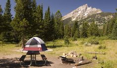 Colter Bay Campground in Grand Teton Park Bordering Jackson Hole- Tents, Dry Camping for RVs, Homestead Cabins www.gtlc.com/lodging/gtlc-campgrounds-colter-bay-village.aspx Toll Free 1.800.628.9988