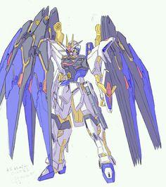 Arte Gundam, Gundam Wing, Gundam Art, Gundam Exia, Gundam Astray, Mecha Suit, Gundam Wallpapers, Gundam Custom Build, Gundam Seed