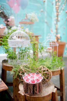 Real Party! Jardim dos passarinhos! - Just Real Moms - Blog para Mães