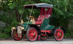 1907 Cadillac Model K Light Runabout