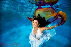Adam Opris Underwater Wedding Photography