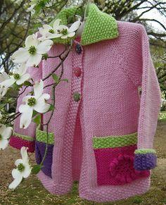 Ravelry: Project Gallery for Flora pattern by Kate Blackburn....free pattern
