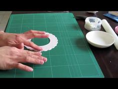 How to Make Fondant Frills